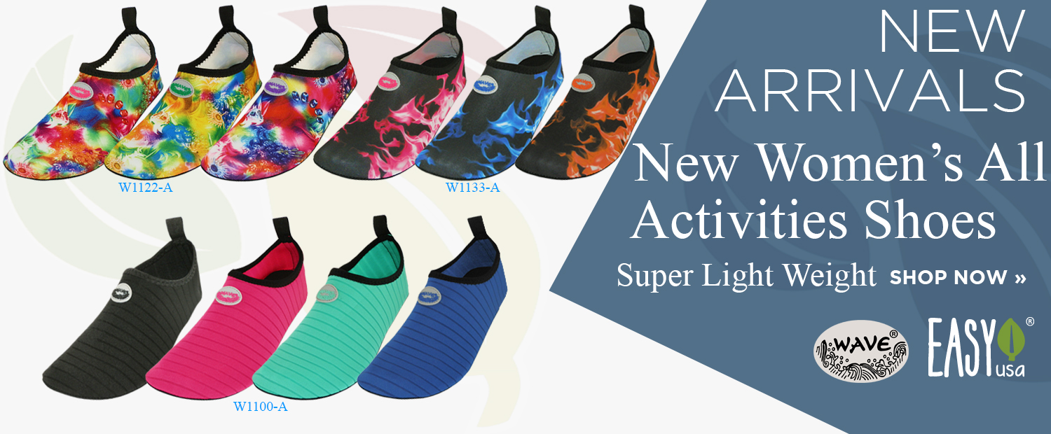 New Arrivals Women's All Activies Shoes