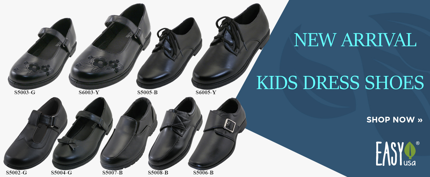 New Arrival Kid's Dress Shoes