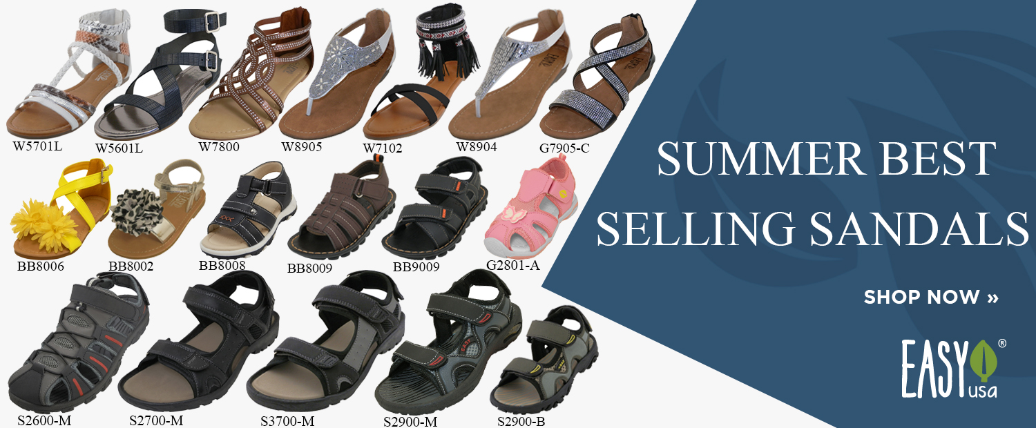 Summer Best Selling Sandals