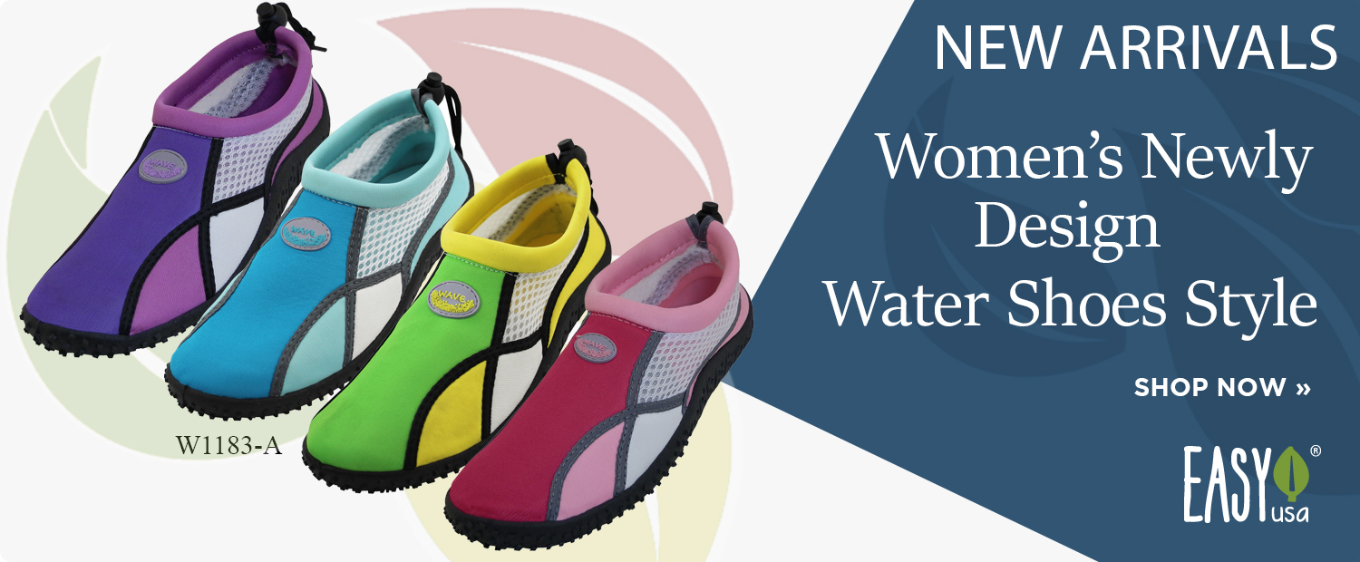 New Arrivals: Women's New Style Water Shoes