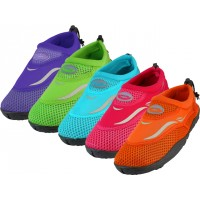 "G1182C-A - Wholesale Girl's ""Wave"" Water Shoes ( *Asst. 5 Color )"