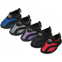 "G1185-I-A  Wholesale Toddler's ""Wave"" Water Shoes ( *Asst. 5 Color )"