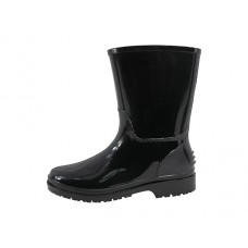 RB-55-BB - Wholesale EasyUSA Children's Water Proof Plain Rubber Rain Boots ( *Black Color )