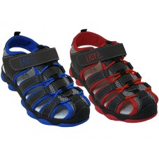 S2602-B - Wholesale Kid's Hiker Sandals ( Asst. Color )