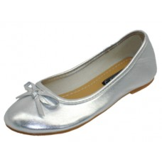 S8300C-S Wholesale youth's Ballerina Shoes ( *Silver Color ) *Last Case