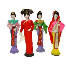 "TD16 - Wholesale 16"" Traditional Chinese Dolls ( Asst. Beauty lady )"
