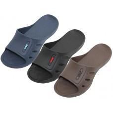 82d9a622e5e9 M7715 - Wholesale EasyUSA Men's Sport Slide Sandals ( *Asst. Black, Navy &