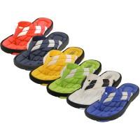 M9912 - Wholesale Men Sport Thong Sandals
