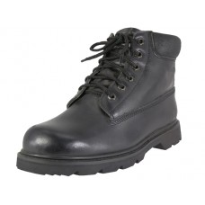 "N6107 - ""Himalayans"" Men's Insulated Leather Work Boots ( *Black Only )"