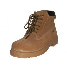 "N7210 - ""Himalayans"" Men's Insulated Leather Work Boots ( *Tan Color )"