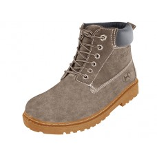 "N7310 - Wholesale Men's ""Himalayans"" Insulated Leather Upper Injection Work Boots ( *Brown Color )"