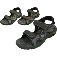S2900-M - Wholesale Men's Velcro Sandals