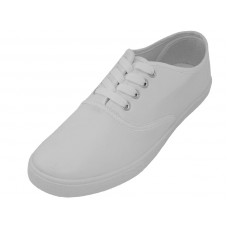 "S446M-W - Wholesale Men's ""EasyUSA"" Soft Action Leather Upper Casual Shoes ( *White Color  )"