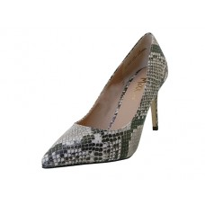 "ASHLEY-02-SNAKE Wholesale Women's ""Mixx Shuz"" 3¼ Heel Pump Bride Shoe ( *Snake Print )"