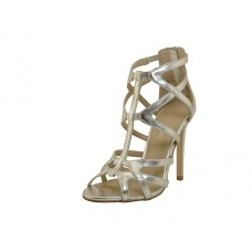 CATHY J-S Wholesale Women's High Heel Gladiator Sandal ( *Silver Color )