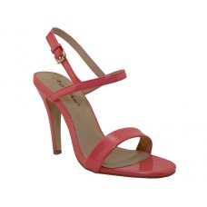 "GINGER-P Wholesale Women's ""Angeles Shoes"" High Heel Sandal With Ankle Strip ( *Pink Color ) *Last 3 Case"