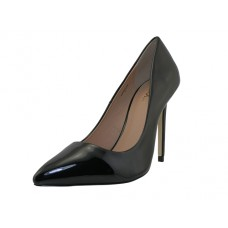"KAYLA-04-BLACK PATENT - Wholesale Women's ""Mixx Shuz"" High Heel Pump Bride Shoe ( *Black Patent  ) Last Case"