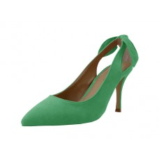 "KELLY-GREEN - Wholesale Women's ""Angeles Shoes"" High Heel Pump Shoe ( *Green Color ) *Last Case"