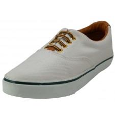 Q999L-W Wholesale Women's Lace Up Casual Canvas Shoes ( *White Color )