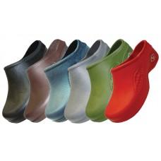 S2390L-D Wholesale Women's Close Toe Rubber Nursing Shoes ( *Asst. Dark Color)