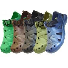 S2903L-D- Wholesale Women's Walking Light Weight Veldro Sandals ( *Asst. Dark Color ) *Last Case