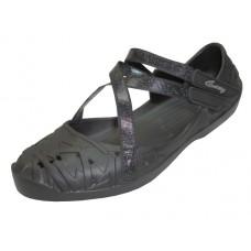 S2920L-BB wholesale Women's Light Weight Ballerina Shoes ( *Black Color )