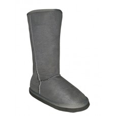S5640L-G Wholesale Women's Flannel Lining Winter Boots ( *Gray Color )