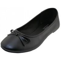 S8500L-B Lady Women's Ballerina Shoes ( *Black Color )