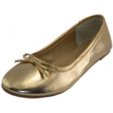 S8500L-Gold Wholesale Women's Comfort Ballet Flats ( * Gold Color )
