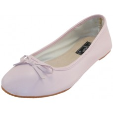 "S8500L-Pink Wholesale Women's ""EasyUSA"" Comfort Ballet Flats Shoes ( *Light Pink Color ) *Close Out $2.00/Pr Case $36.00"
