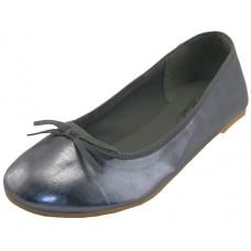 S8500LMT-Gray Wholesale Women's Ballerina Shoes ( *Gray Color )