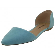 "YAFFA-MINT Wholesale Women's ""Angeles Shoes"" Slip On Ballet Flats ( *Mint Color )"